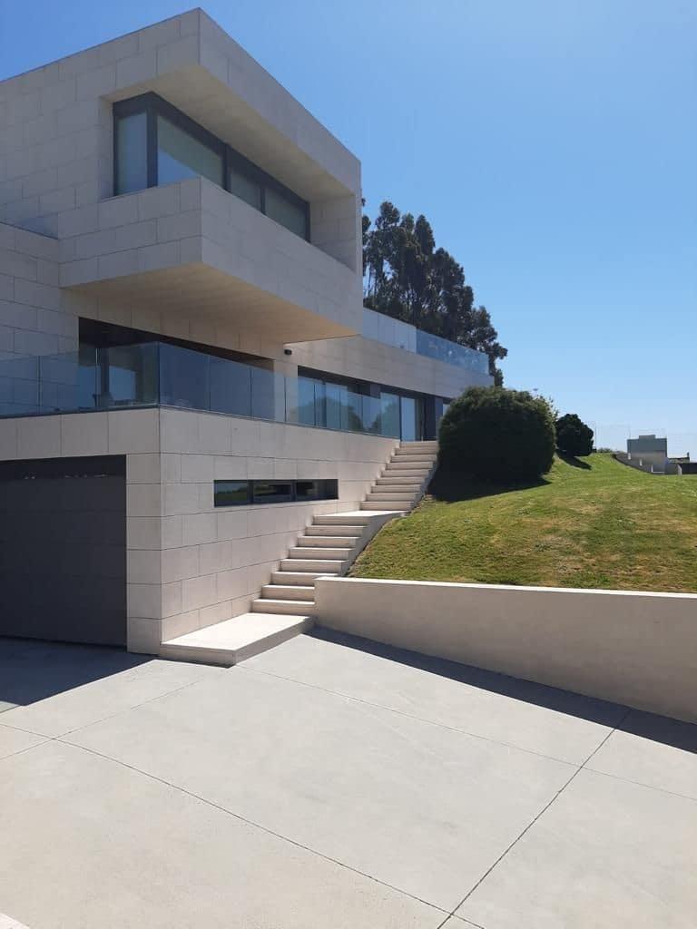 4 soveværelse Villa til salg i Mino (Pontedeume) med swimmingpool garage - € 1.250.000 (Ref: 4826246)
