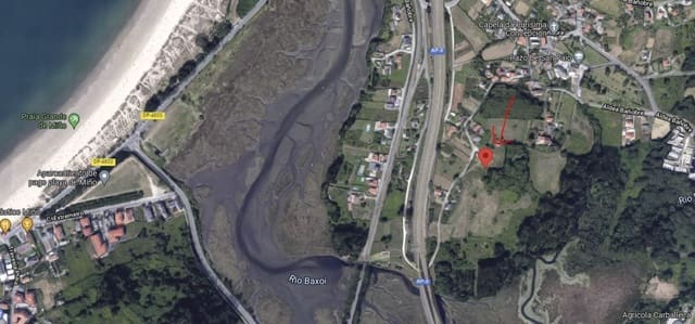 Building Plot for sale in Mino (Pontedeume) - € 74,000 (Ref: 5632992)