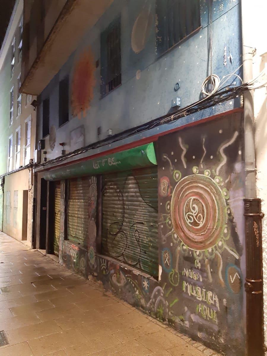 1 chambre Local Commercial à vendre à La Corogne ville - 153 000 € (Ref: 5803212)