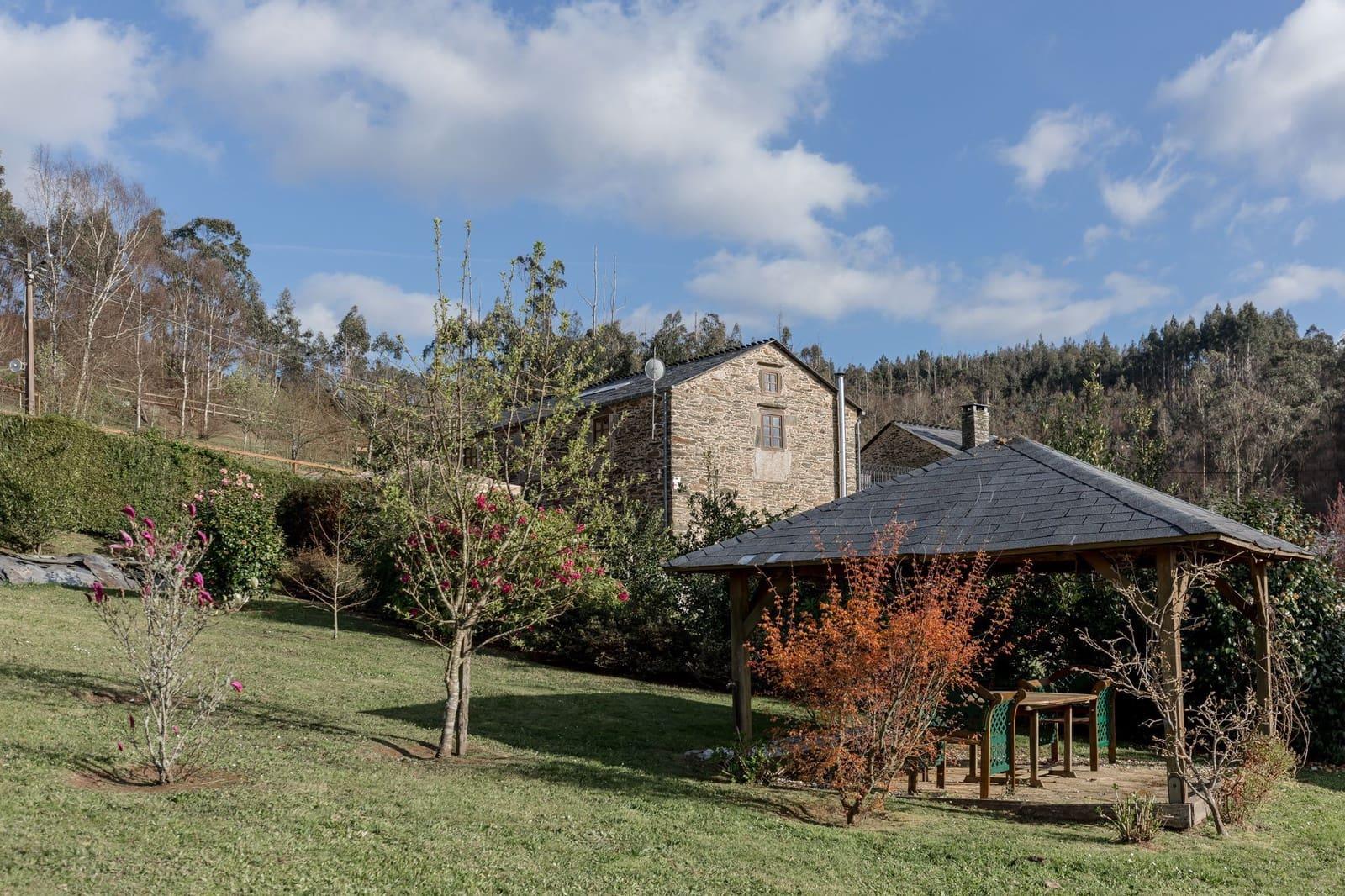 6 soveværelse Villa til salg i Monfero med garage - € 980.000 (Ref: 5998629)