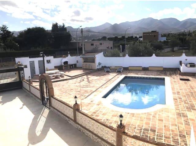 6 slaapkamer Villa te huur in Pinos de Alhaurin met zwembad garage - € 2.500 (Ref: 5293279)