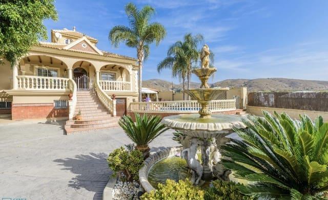 4 camera da letto Villa da affitare come casa vacanza in Alhaurin de la Torre con piscina garage - 220 € (Rif: 5949773)