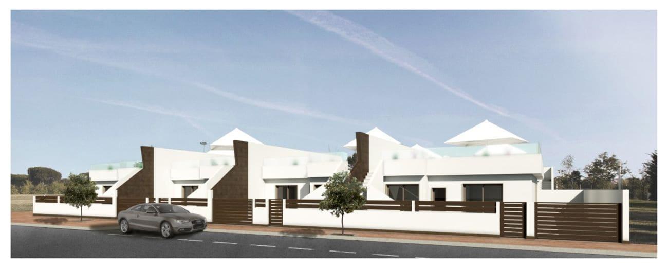Chalet de 3 habitaciones en Pilar de la Horadada en venta con piscina - 284.900 € (Ref: 4634874)