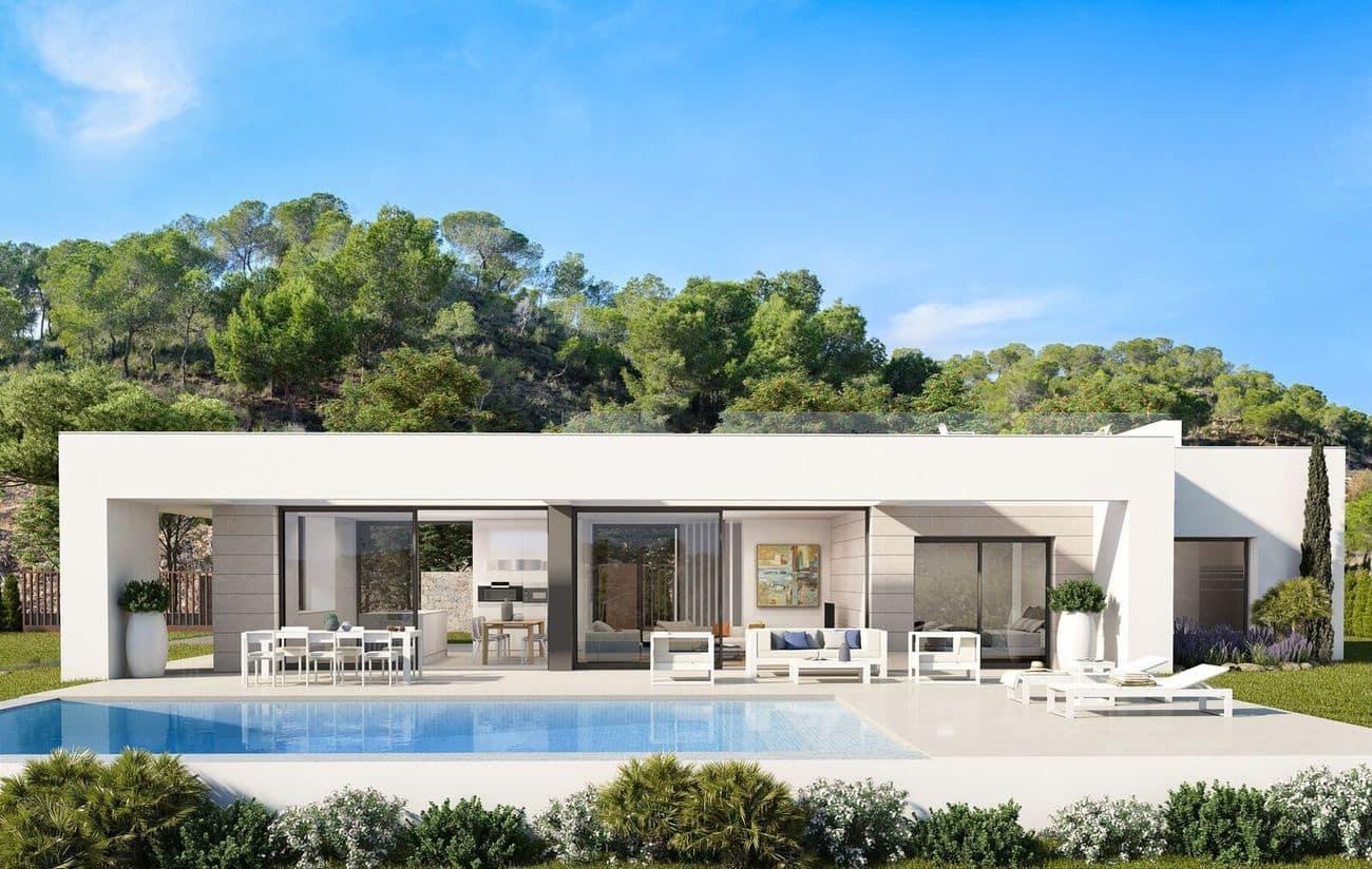 Chalet de 3 habitaciones en Las Colinas Golf en venta con piscina - 695.000 € (Ref: 4635189)