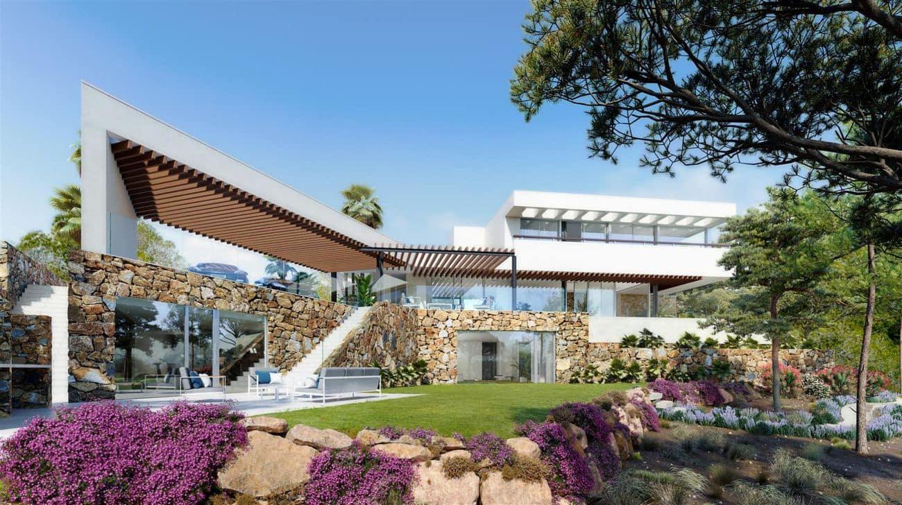 Chalet de 4 habitaciones en Las Colinas Golf en venta con piscina - 3.300.000 € (Ref: 4635194)