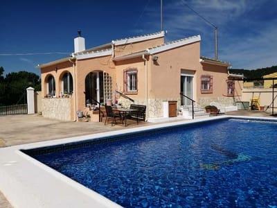 3 bedroom Villa for sale in Bullas with pool - € 135,000 (Ref: 4681438)
