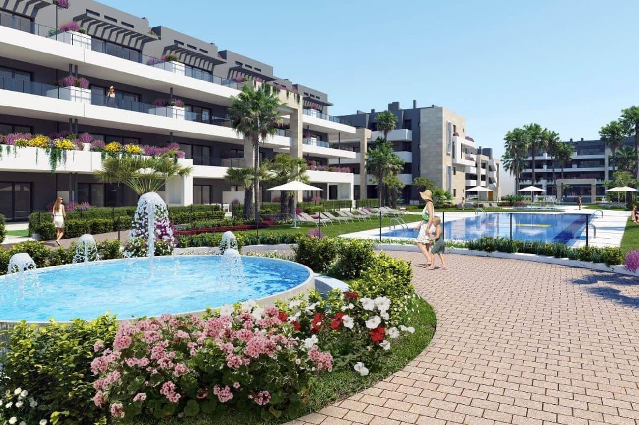 Apartamento de 3 habitaciones en Playa Flamenca en venta - 235.000 € (Ref: 4866812)