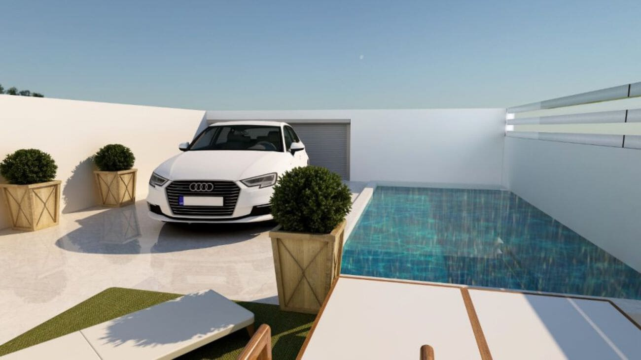 Casa de 3 habitaciones en Benijófar en venta con piscina - 225.000 € (Ref: 5004074)