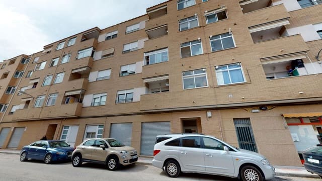 3 Zimmer Apartment zu verkaufen in Ibi - 90.000 € (Ref: 5600008)