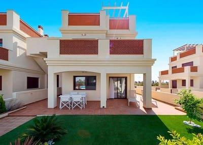 3 Zimmer Bungalow Zu Verkaufen In Los Alcázares Mit Pool   155.000 U20ac (Ref:  ...