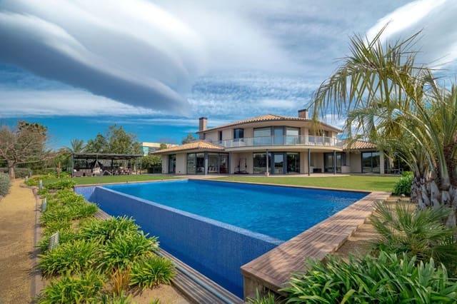 5 sypialnia Willa na sprzedaż w Peralada z basenem garażem - 3 450 000 € (Ref: 5999854)