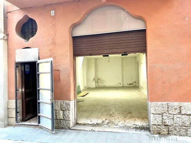 Commercial for sale in Figueres - € 150,000 (Ref: 5999878)