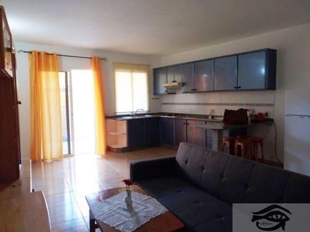 2 Bedroom Apartment For Rent In El Salobre With Garage 600 Ref