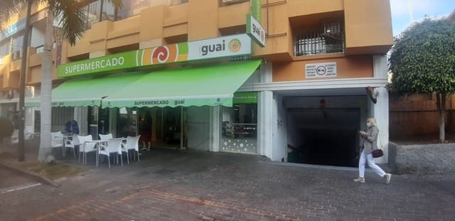 Garasje til leie i Los Cristianos - € 150 (Ref: 5866087)