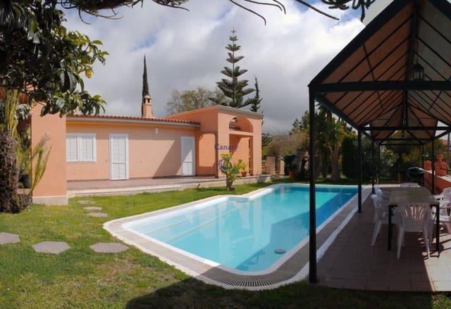 5 chambre Finca/Maison de Campagne à vendre à Taucho avec piscine garage - 875 000 € (Ref: 6179717)