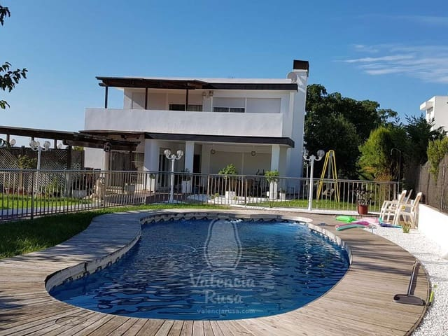5 soverom Villa til salgs i Picassent med svømmebasseng - € 600 000 (Ref: 5674603)