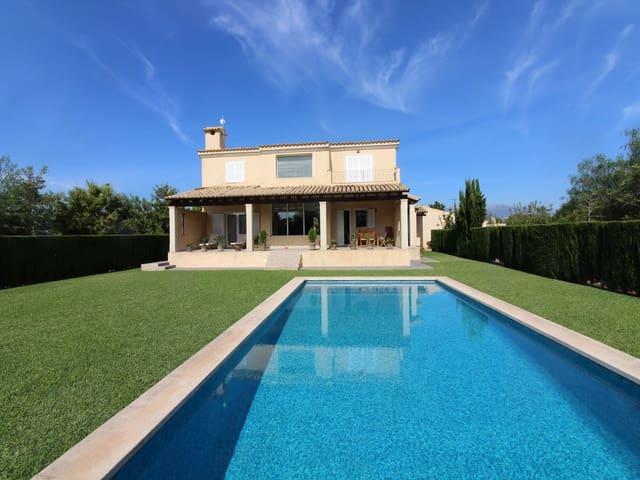 4 sypialnia Finka/Dom wiejski do wynajęcia w Binissalem z basenem - 3 500 € (Ref: 5780897)