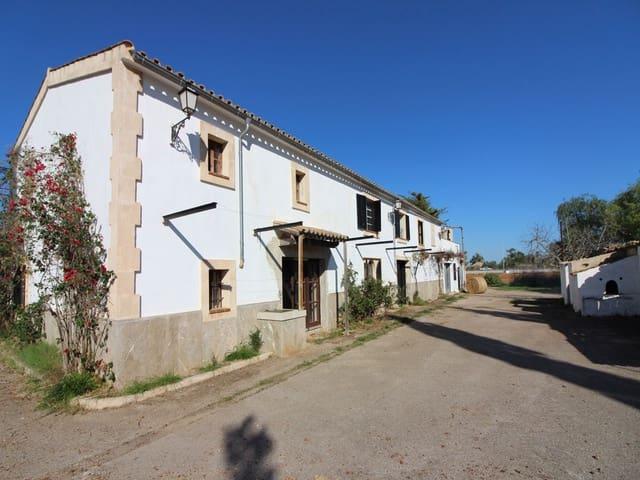 7 quarto Quinta/Casa Rural para venda em Binissalem com garagem - 490 000 € (Ref: 5780902)