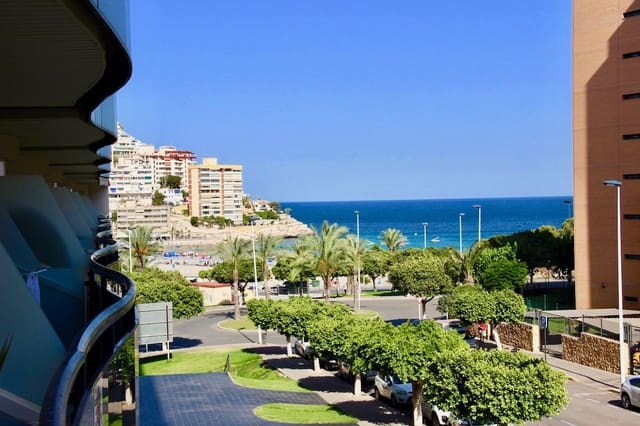 Apartamento de 2 habitaciones en La Villajoyosa / Vila Joiosa en alquiler vacacional con piscina garaje - 150 € (Ref: 5265677)