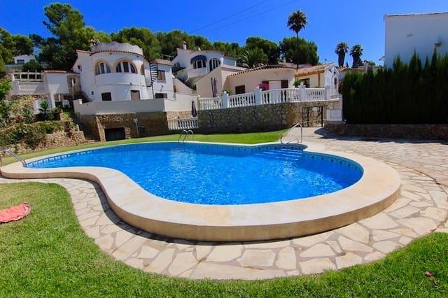2 sypialnia Willa na kwatery wakacyjne w Denia z basenem - 100 € (Ref: 5394297)