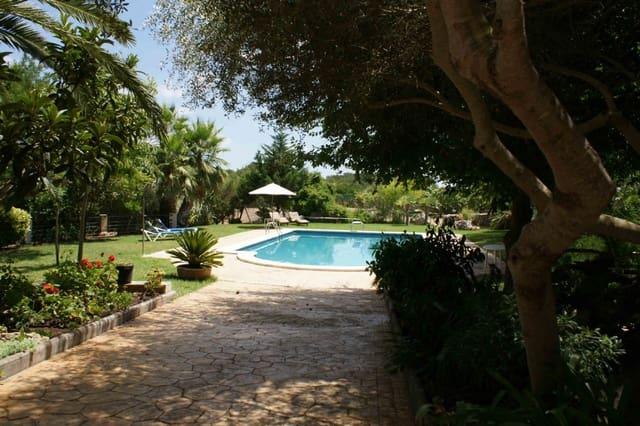 6 sypialnia Finka/Dom wiejski na sprzedaż w Cala Galdana z basenem garażem - 995 000 € (Ref: 5918112)