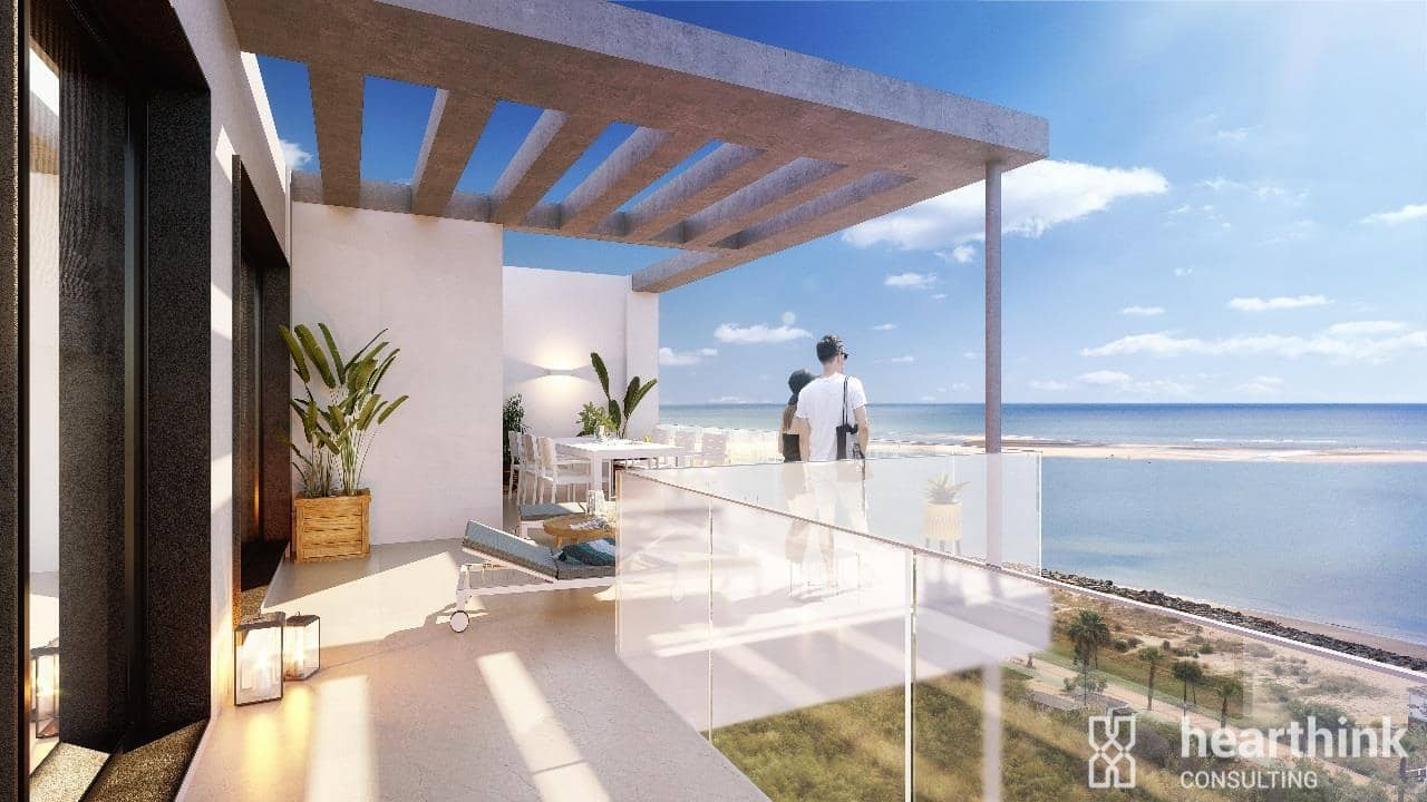 2 bedroom Flat for sale in Isla Canela with pool - € 170,000 (Ref: 5085609)