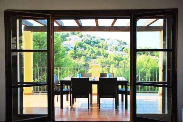4 slaapkamer Villa te huur in Illetas met zwembad garage - € 2.600 (Ref: 5318767)