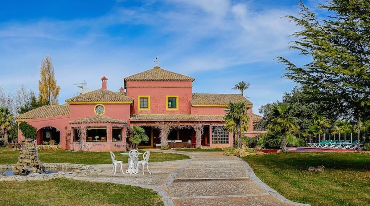 10 Zimmer Ferienvilla in Ronda mit Pool Garage - 9.240 € (Ref: 5228682)