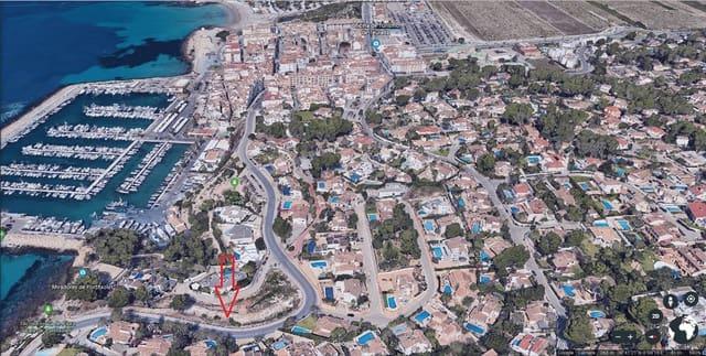Bauplatz zu verkaufen in Moraira - 2.050.000 € (Ref: 6343810)