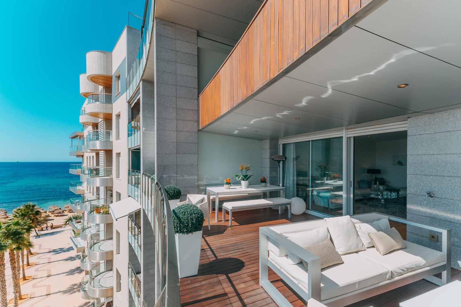 4 bedroom Beach Apartment for sale in Palma de Mallorca - € 2,999,999 (Ref: 6250684)