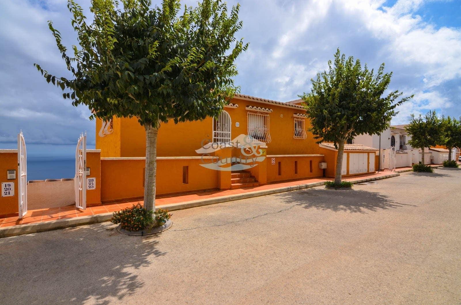 2 camera da letto Attico in vendita in Cumbre del Sol con piscina garage - 239.950 € (Rif: 4347764)