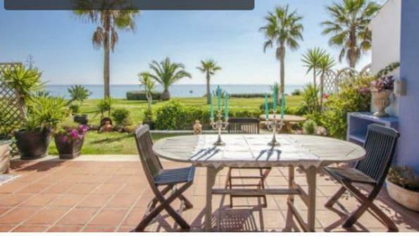4 slaapkamer Huis te huur in Bahia de Casares met garage - € 2.000 (Ref: 5147555)