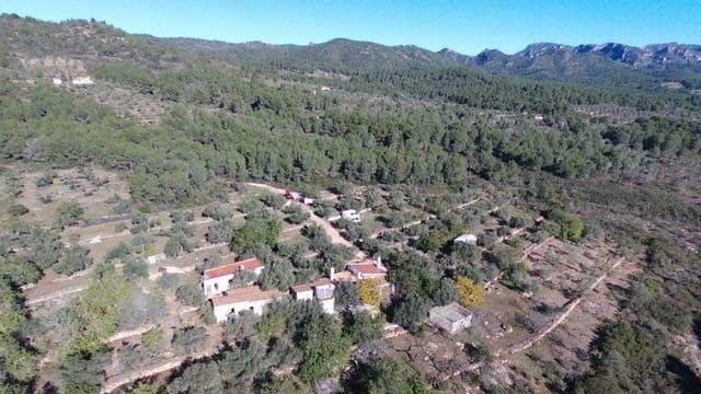 4 chambre Finca/Maison de Campagne à vendre à Tivissa - 165 000 € (Ref: 4916689)