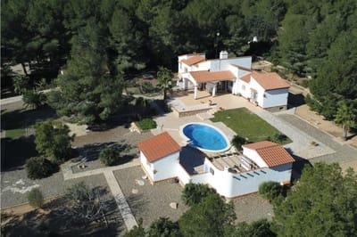 3 chambre Villa/Maison à vendre à L'Ametlla de Mar avec piscine garage - 450 000 € (Ref: 5132533)