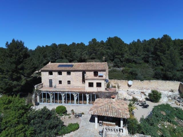 4 chambre Finca/Maison de Campagne à vendre à Tivissa avec garage - 795 000 € (Ref: 6004328)