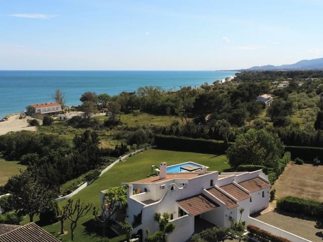 7 quarto Quinta/Casa Rural para venda em Mont-roig del Camp com piscina garagem - 1 600 000 € (Ref: 6161302)
