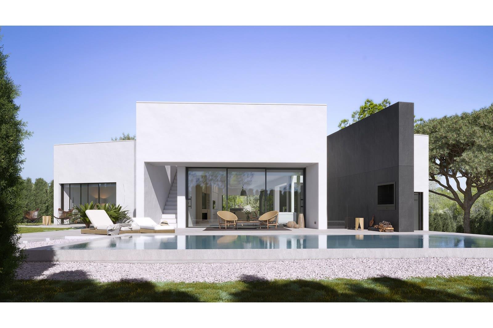 Chalet de 3 habitaciones en Las Colinas Golf en venta con piscina garaje - 890.000 € (Ref: 4893562)