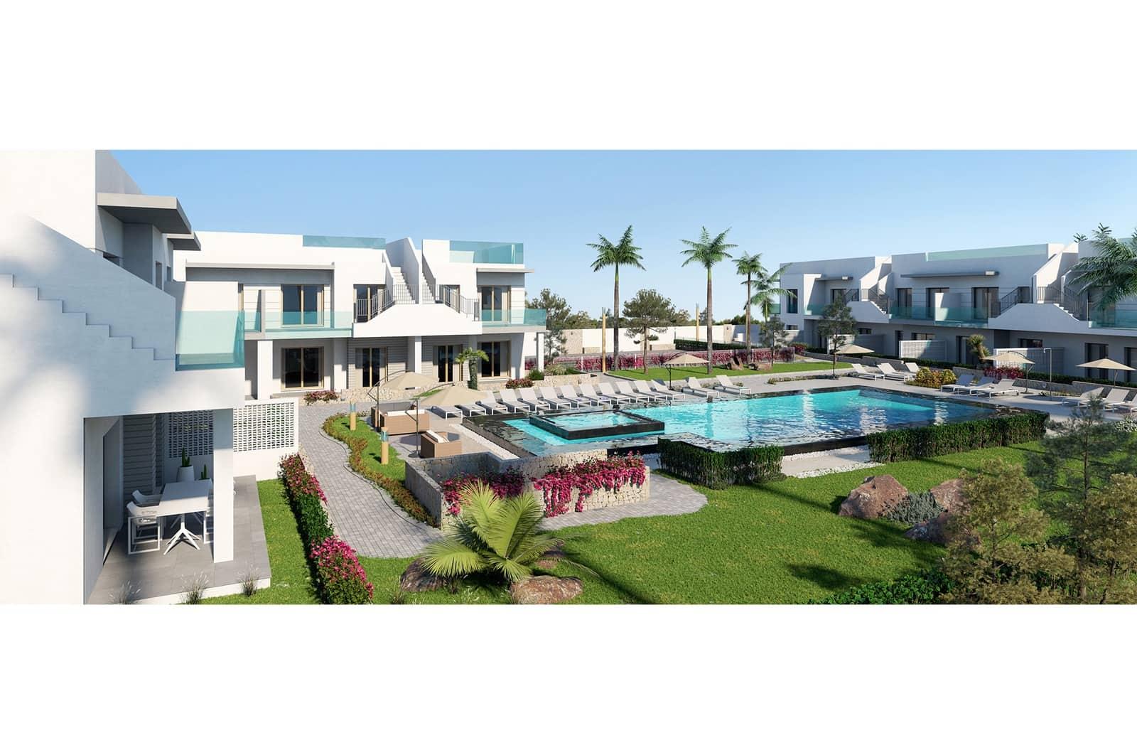 Apartamento de 2 habitaciones en Pilar de la Horadada en venta con piscina garaje - 131.000 € (Ref: 4893608)