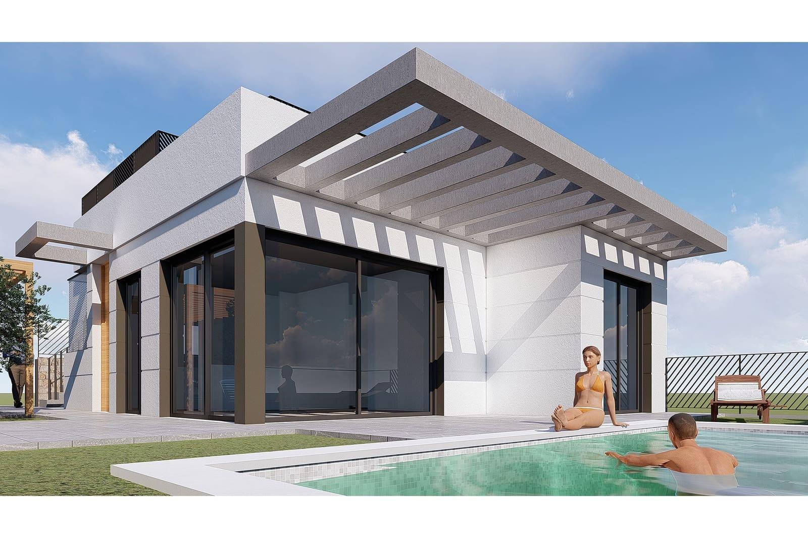 Chalet de 3 habitaciones en Polop en venta con piscina garaje - 225.000 € (Ref: 4893658)