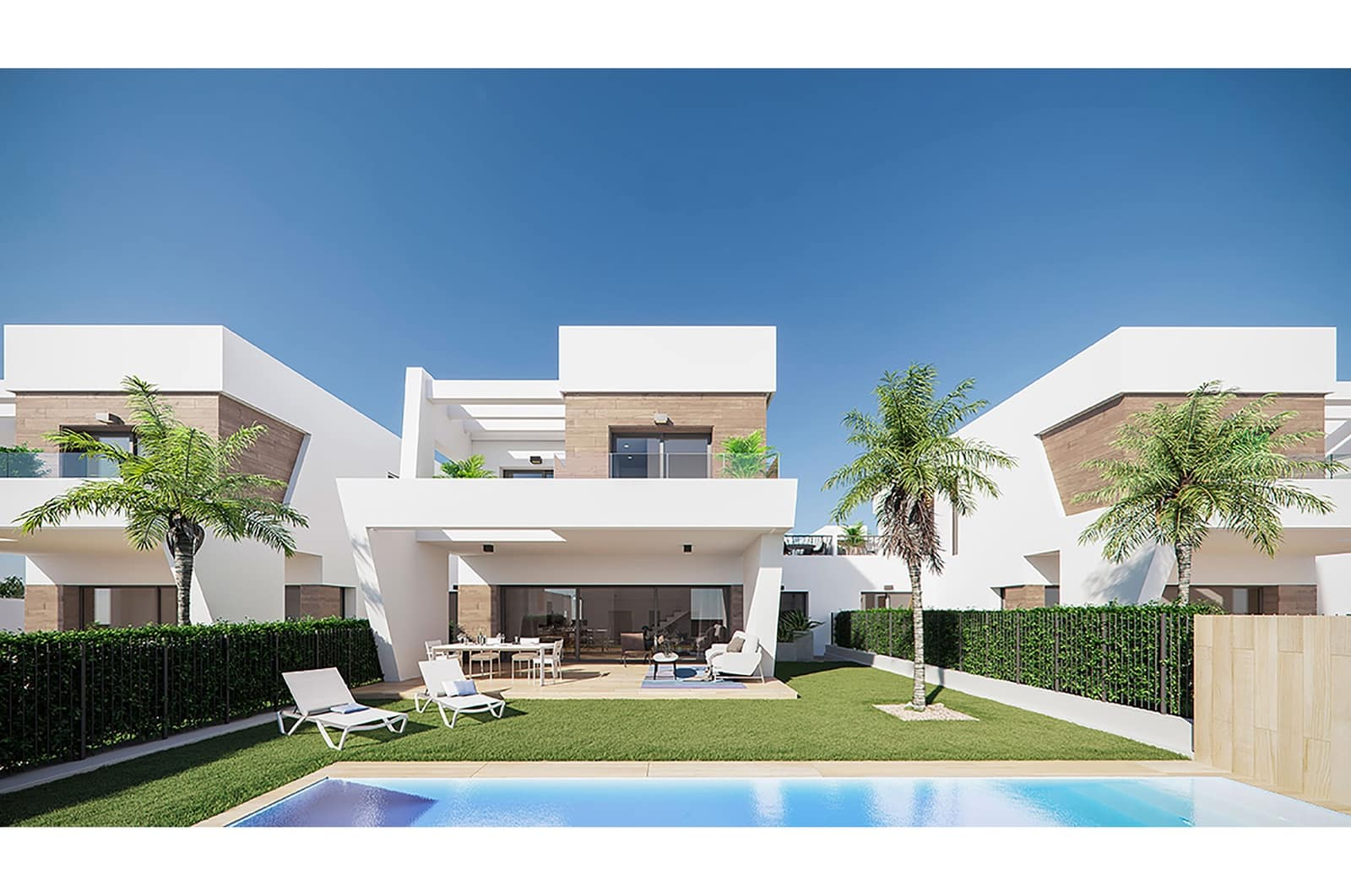 3 bedroom Villa for sale in Finestrat with pool garage - € 339,000 (Ref: 4893843)