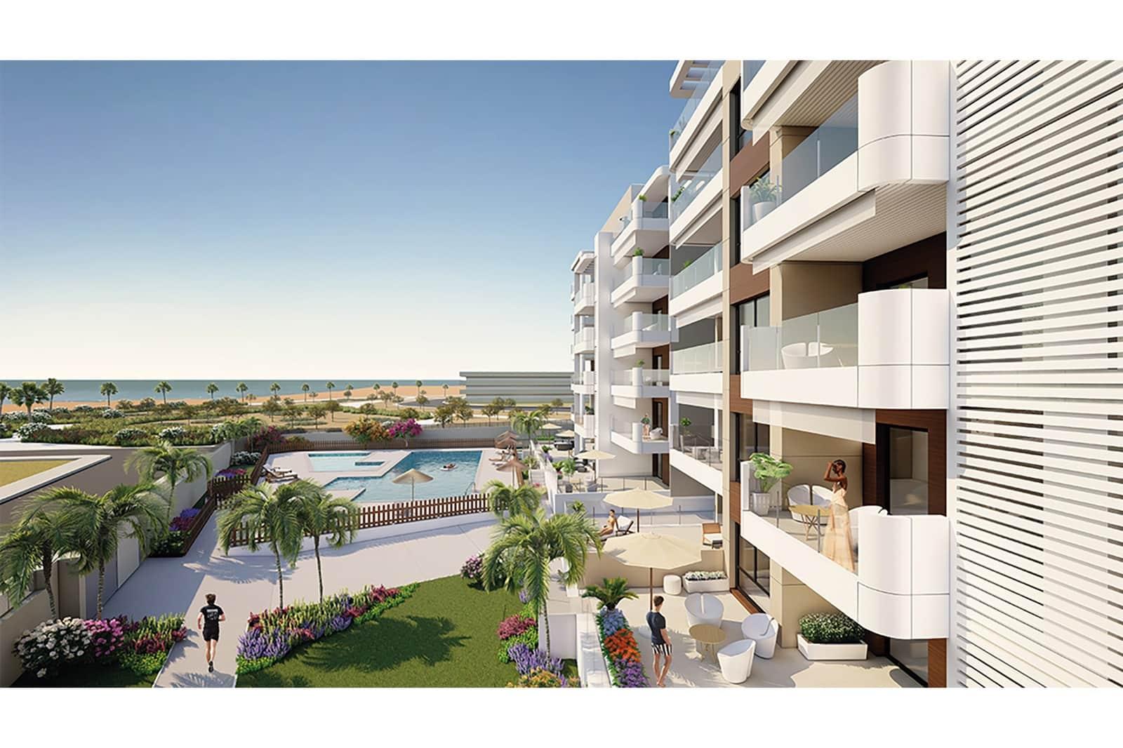Ático de 4 habitaciones en Pilar de la Horadada en venta con piscina - 595.000 € (Ref: 4894131)