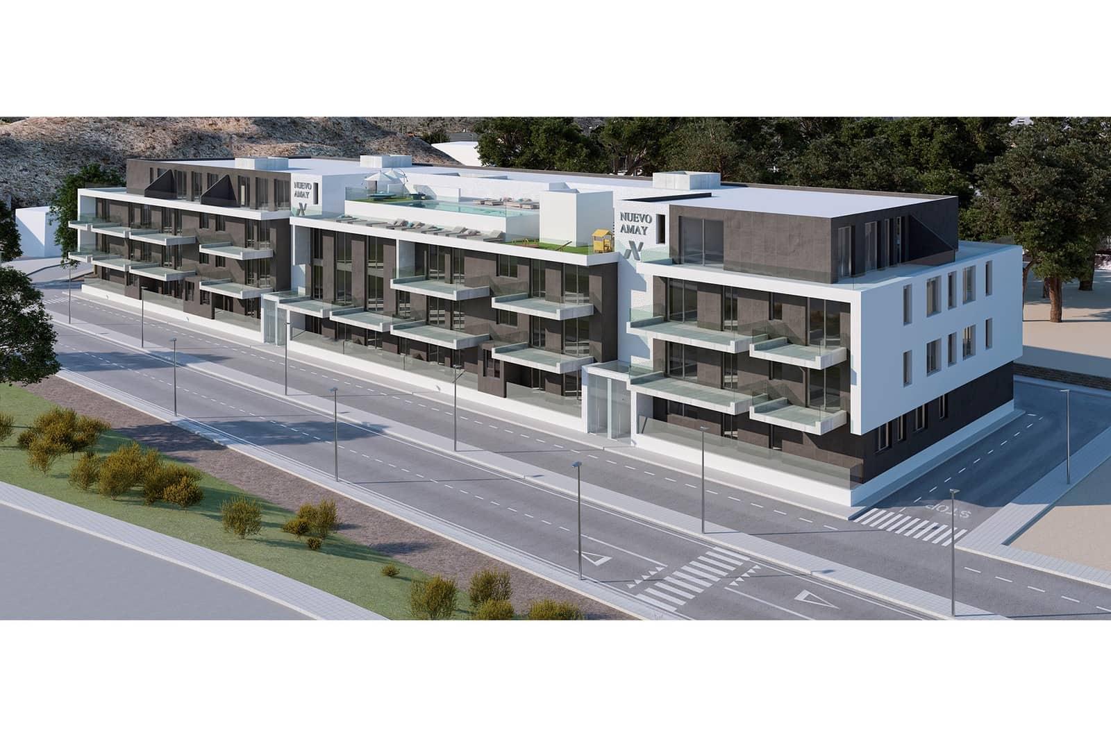 Apartamento de 3 habitaciones en Orihuela en venta con piscina garaje - 201.000 € (Ref: 4894192)
