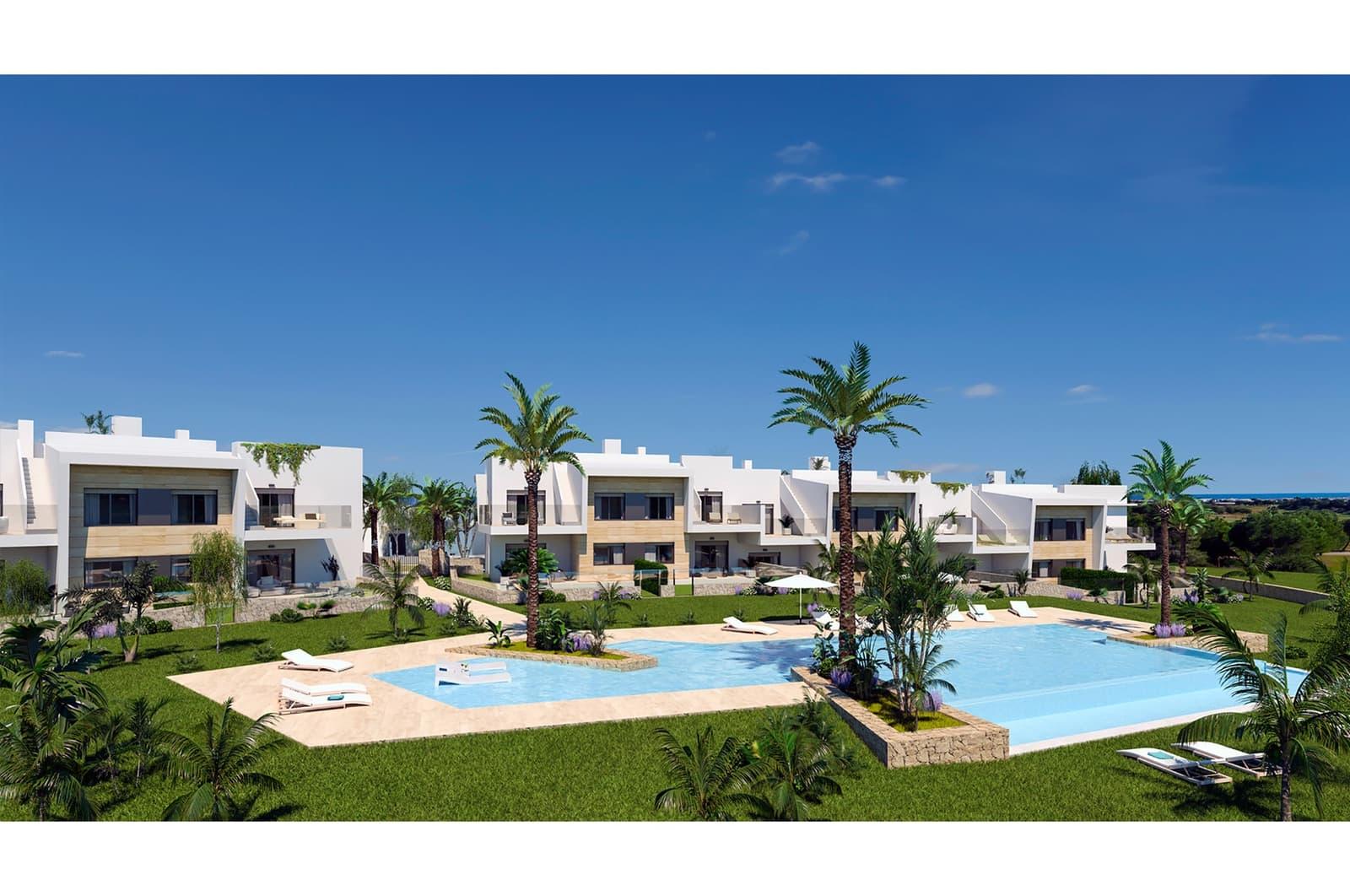 Ático de 2 habitaciones en Pilar de la Horadada en venta con piscina - 189.000 € (Ref: 5038700)