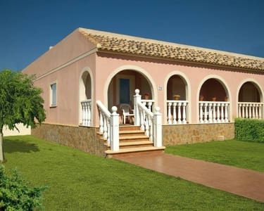 2 bedroom Villa for sale in Balsicas with pool - € 85,000 (Ref: 5197261)