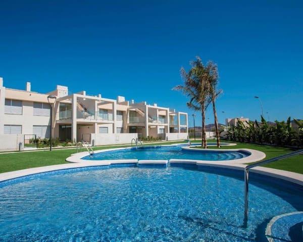 2 slaapkamer Penthouse te koop in La Manga del Mar Menor met zwembad - € 140.000 (Ref: 5507185)