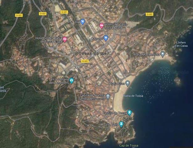 40 sypialnia Hotel na sprzedaż w Tossa de Mar - 1 550 000 € (Ref: 5779262)