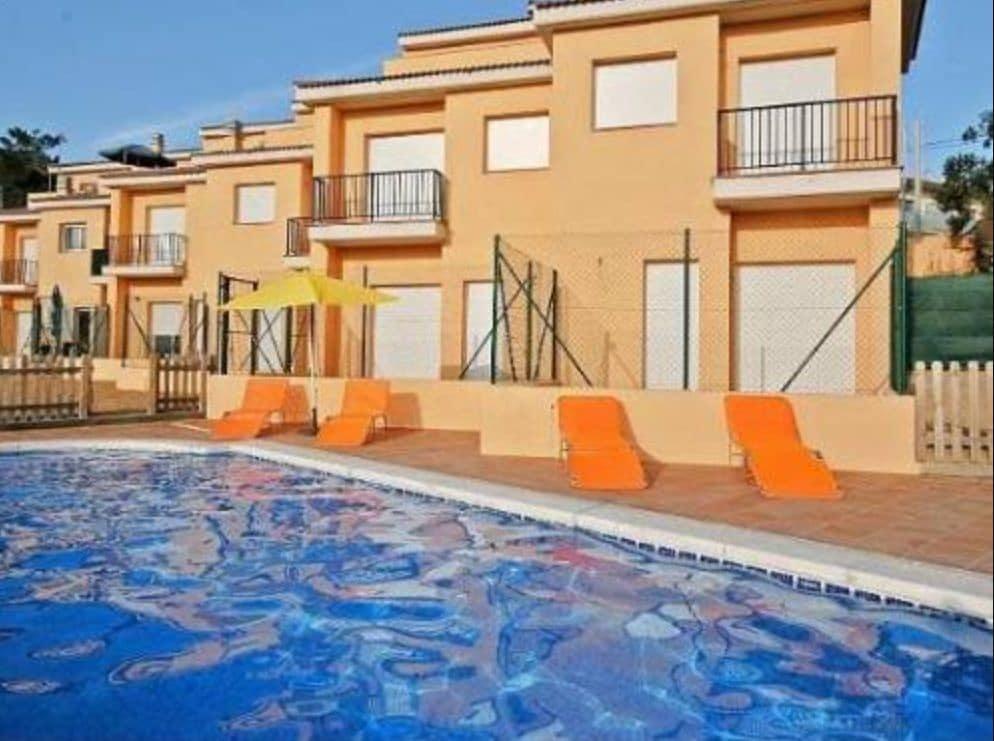 3 chambre Penthouse à vendre à Lloret de Mar avec piscine - 147 000 € (Ref: 5873067)