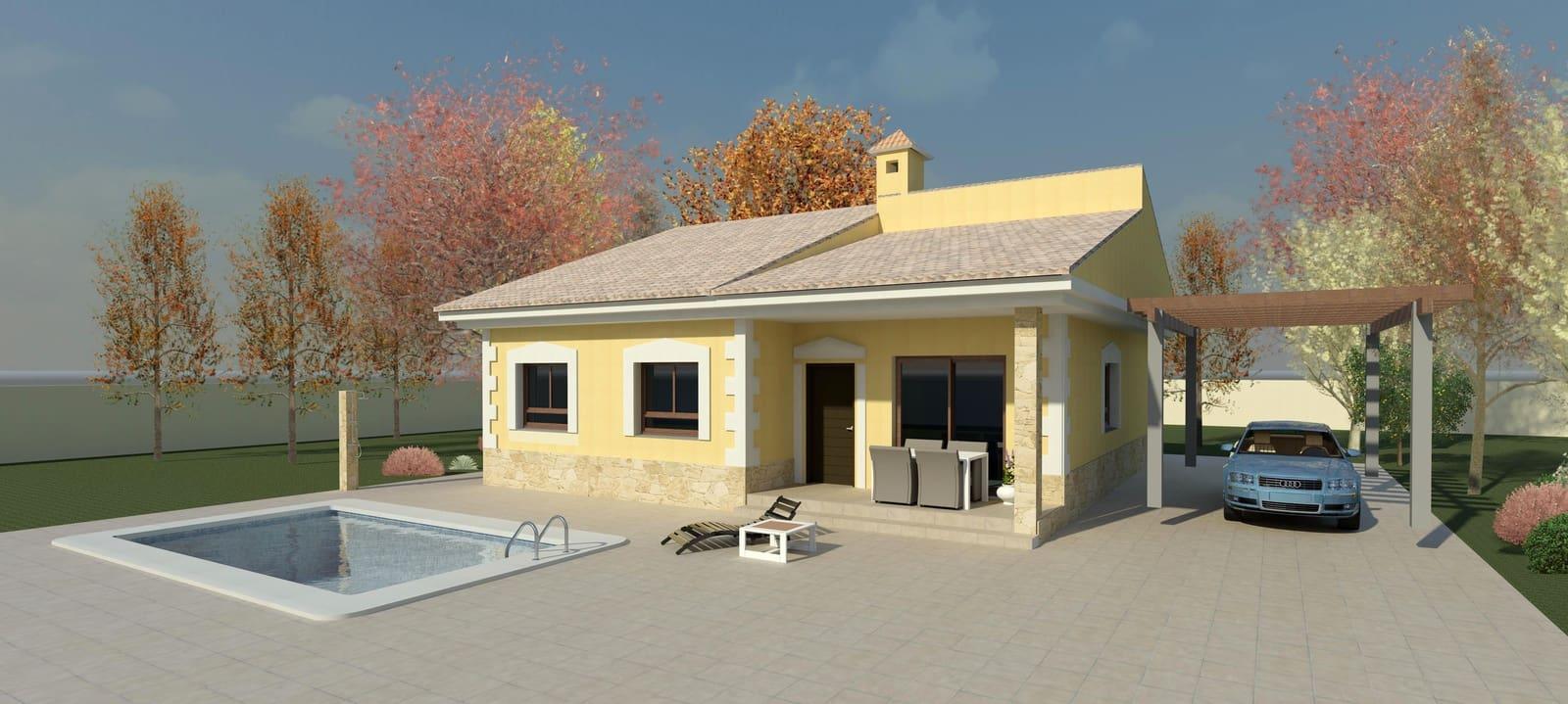 Mark till salu i Hacienda del Alamo - 250 000 € (Ref: 4998186)