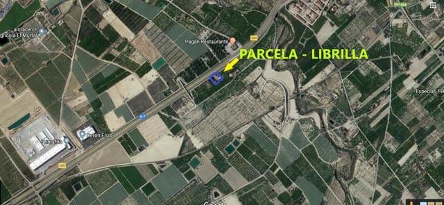 Mark till salu i Librilla - 109 000 € (Ref: 4998221)