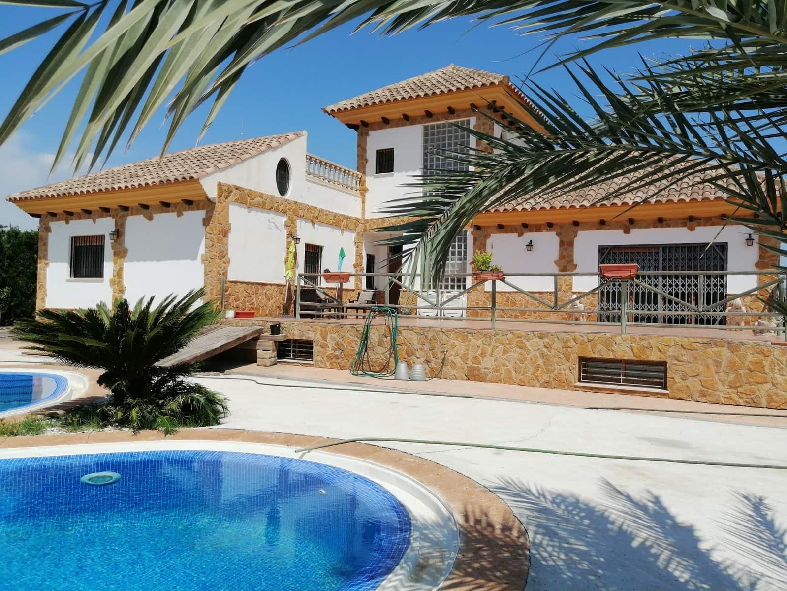 4 soverom Villa til salgs i Lorca med svømmebasseng garasje - € 449 000 (Ref: 5313196)